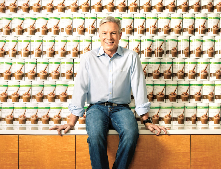 Rich Goudis, Chief Executive Officer, Herbalife Nutrition