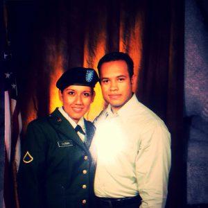 Veteran Stories - Monica Duran