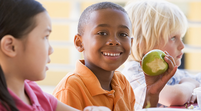 Investing in nutrition education