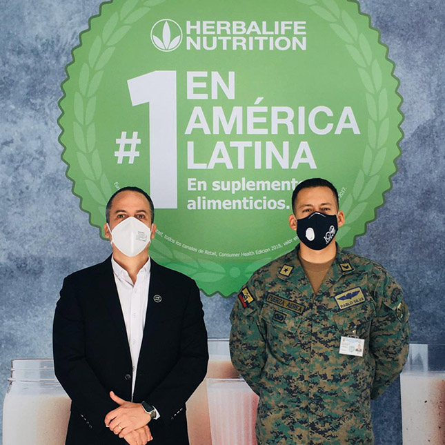 Donation to the Ecuadorian Air Force_3