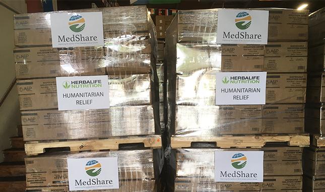 Herbalife Nutrition MedShare Assistance
