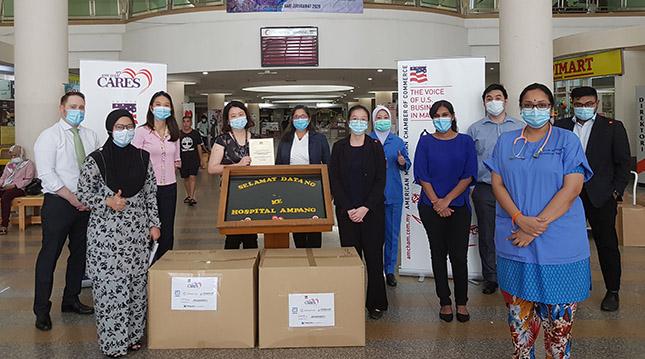 Members of AmCham Malaysia