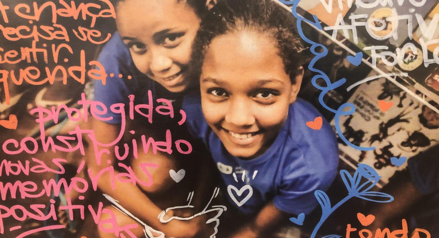 Andreza atCasa Herbalife Brazil
