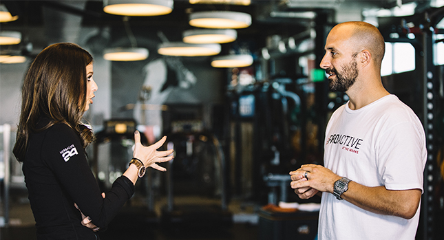 Dr. Dana discusses nutrition plans for proactive athletes