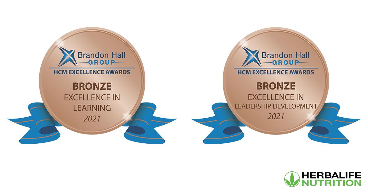 Brandon Hall Bronze Awards