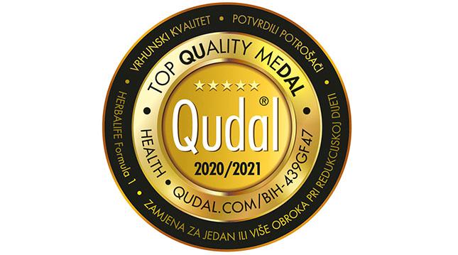 QUDAL Quality Medal