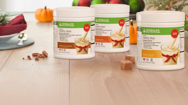 Herbalife Nutrition F1 Seasonal Flavors