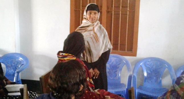 Kazi Nasira Begum