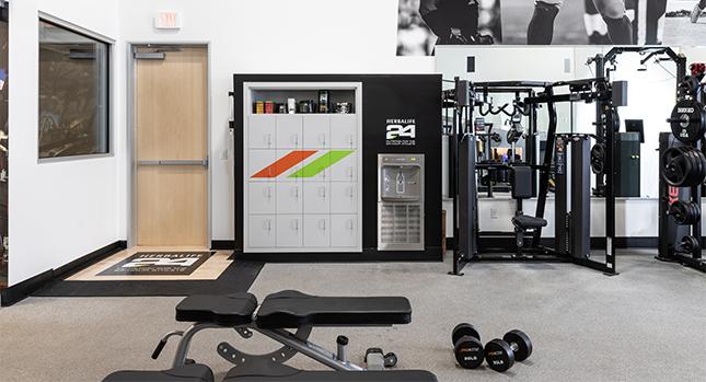 Herbalife24 Sports Facility