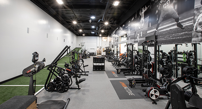 Proactive Gym and Training Equipment
