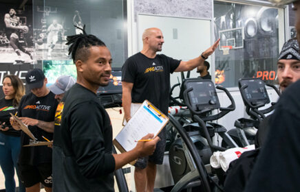 Herbalife Nutrition and Proactive Sports open a high-tech training facility for athletes.