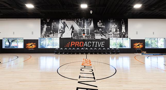 Proactive Sports Facility