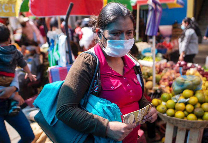 Partnering to Build Food Security for Guatemalan Communities