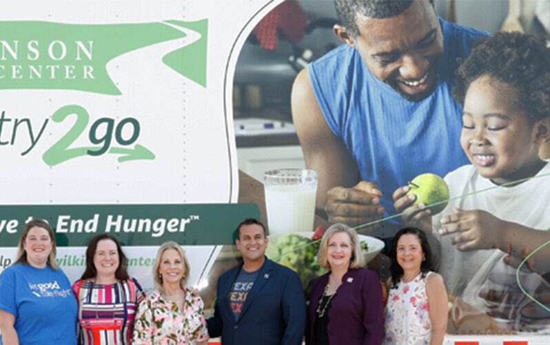 An HNF Casa Launches a Much-Needed Mobile Food Program in Dallas